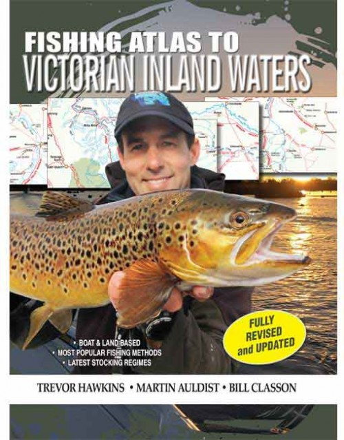 Fishing Atlas for Victorian Inland Waters 2