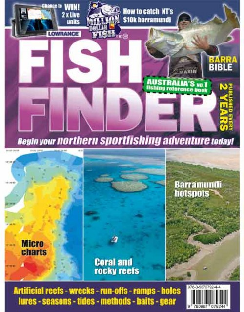 B9244 - Australian Fish Finder 13th edition
