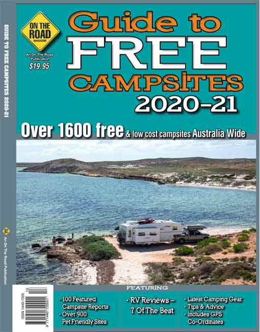 Guide to Free Campsites 2020/2021