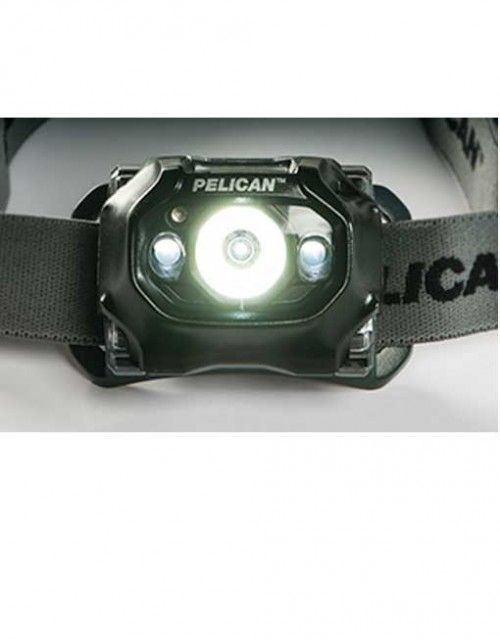 PELICAN 2760 PRO GEAR LED HEADLIGHT 204 LUMENS
