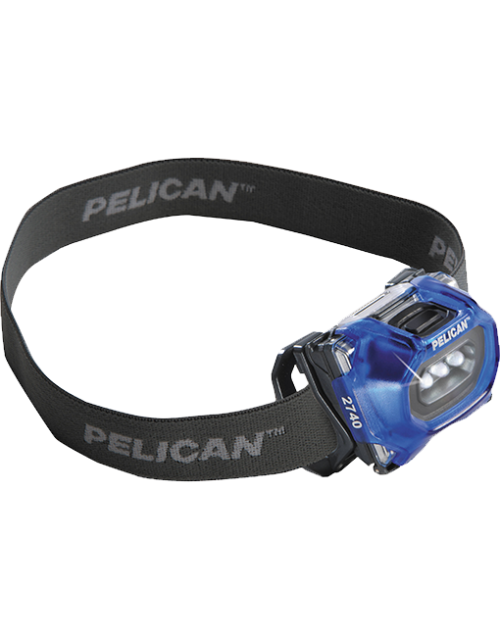 PELICAN 2740 PRO GEAR LED HEADLIGHT 66 LUMENS