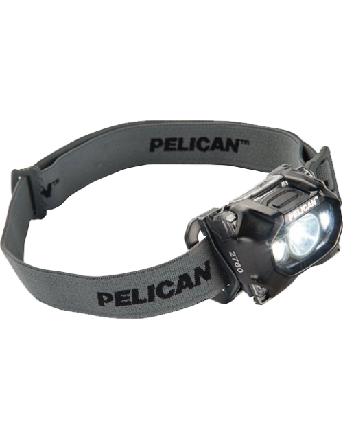 Pelican 2750 Pro Gear LED Headlamp