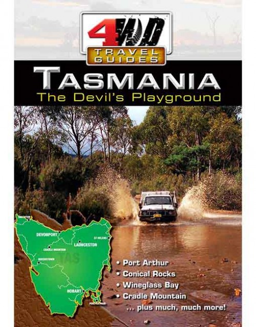 TASMANIA - DEVIL'S PLAYGROUND
