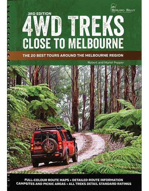 4WD Treks Close To Melbourne
