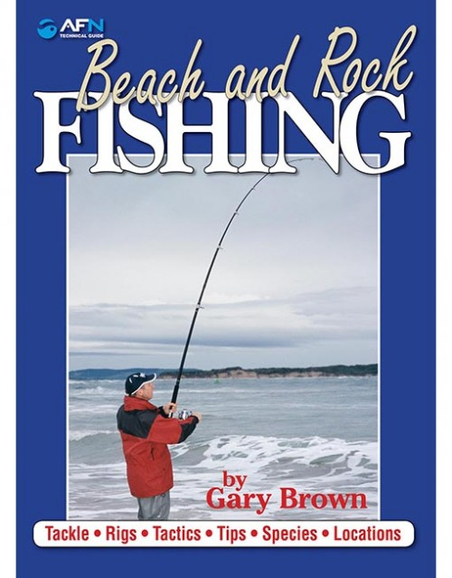 beach and rock fishing