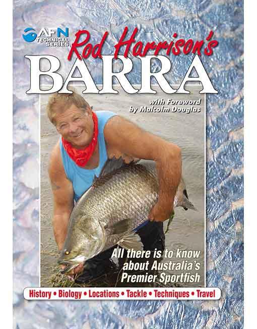 rod harrison's barra