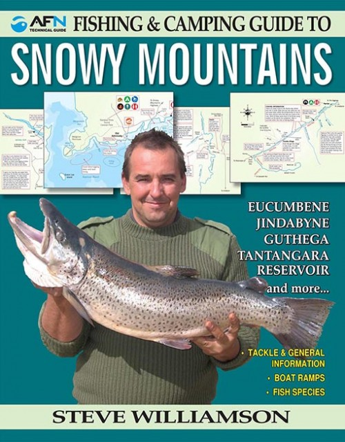 fishing and camping guide to snowy mountains