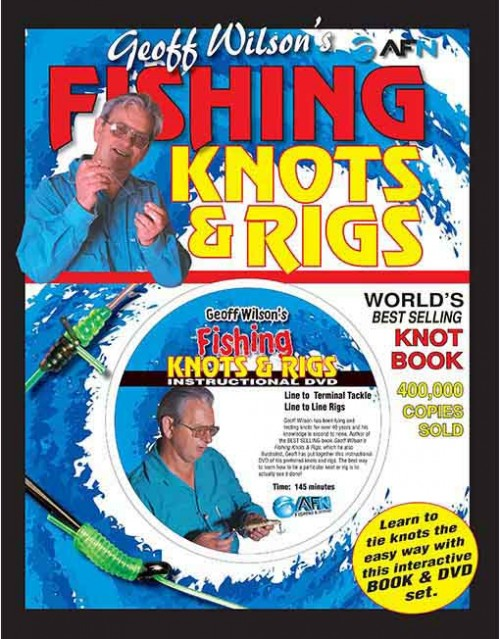 fishing knots and rigs with dvd
