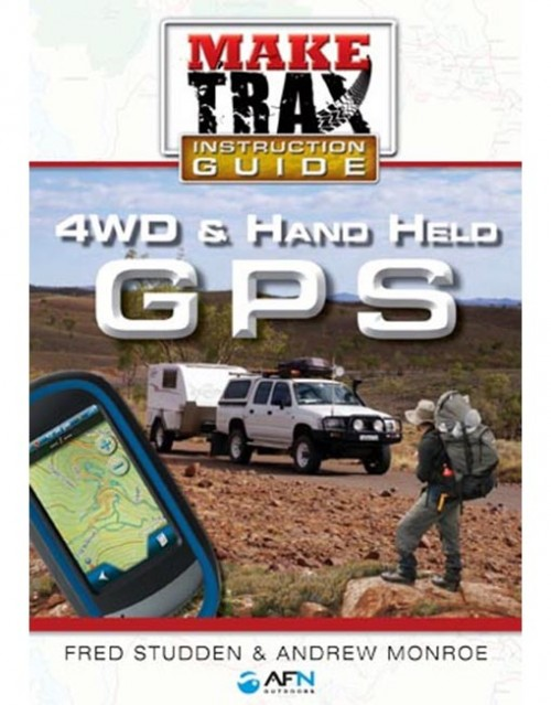 4wd and hand held gps