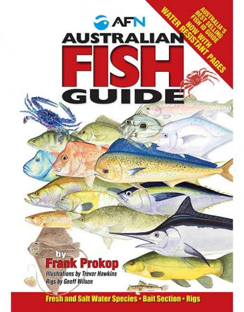 Australian Fish Guide Spiral