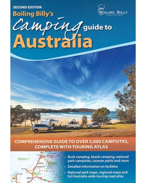 Camping Guide to Australia 2nd Edition