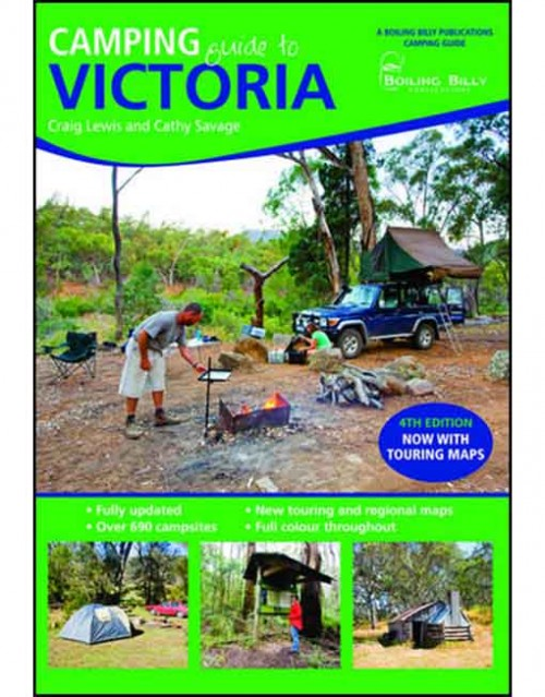 camping guide to victoria