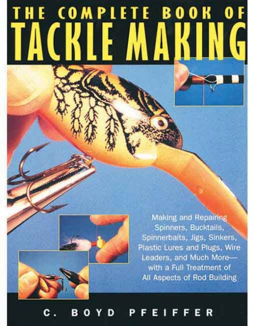 complete book of tackle making