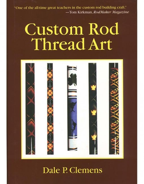 Custom Rod Thread Art WEB