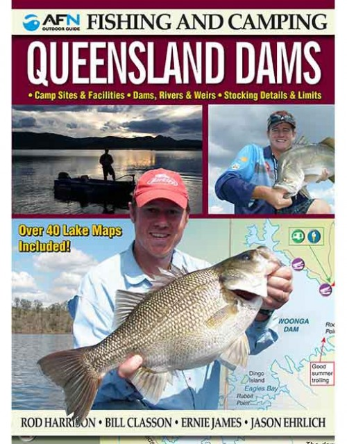 fishing and camping queensland dams