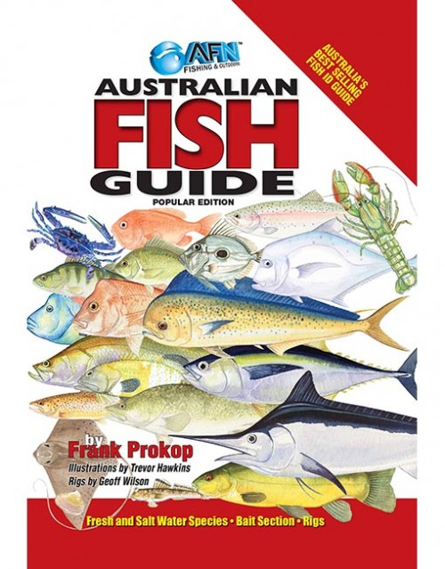 AUSTRALIAN FISH GUIDE POPULAR EDITION