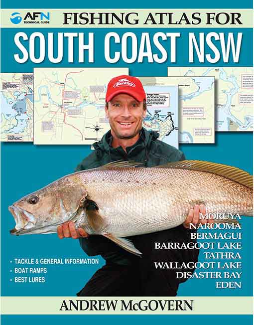 fishing atlas for south coast new south wales nsw