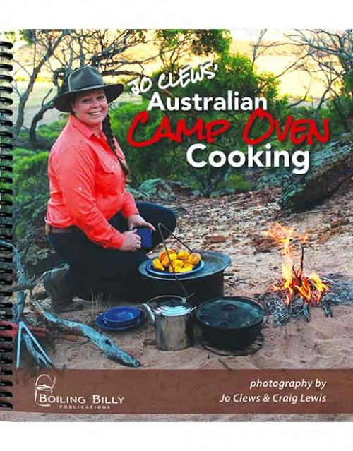 Jo Clews Australian Camp Oven Cooking