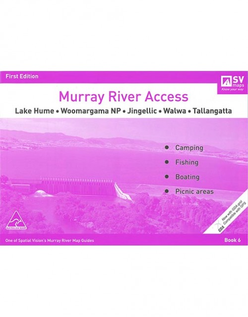 Lake Hume Murray River Access bOOK 6