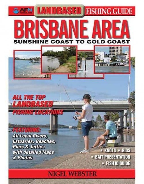 landbased fishing guide to brisbane area