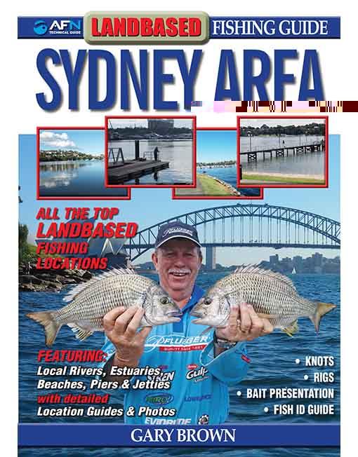 landbased fishing guide to sydney area