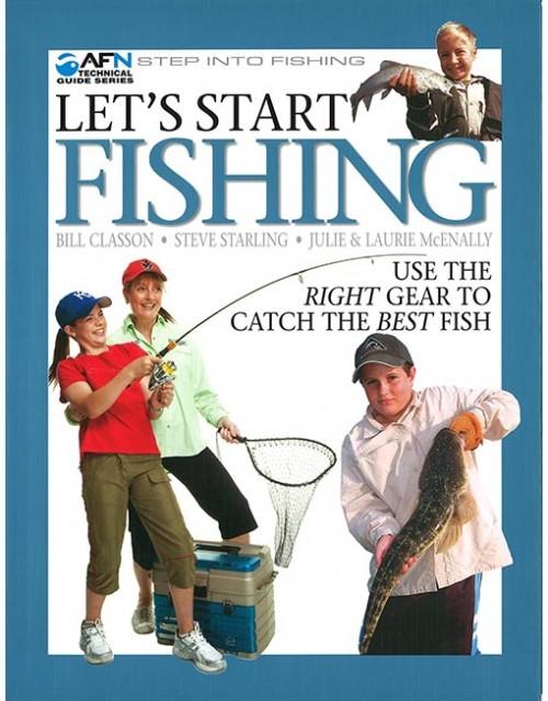 Lets start fishing