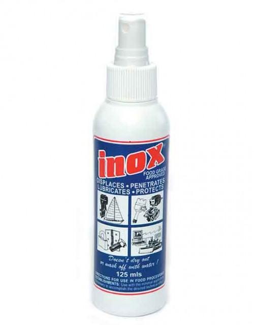 Inox MX3-125ml Pump