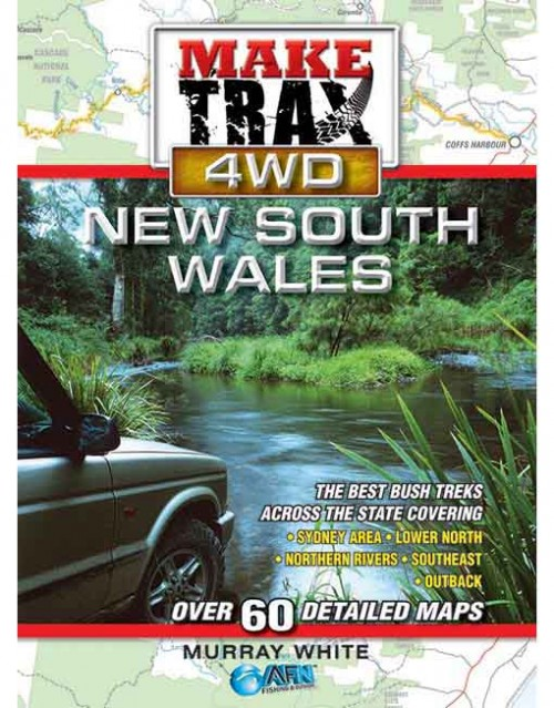 MAKE TRAX 4WD NEW SOUTH WALES