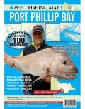 MAP PORT PHILLIP BAY MP001