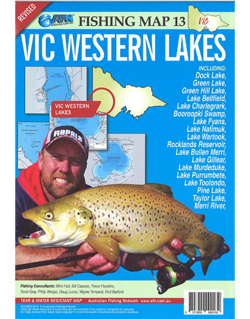 Map 13  VIC Western Lakes REVISED WEB