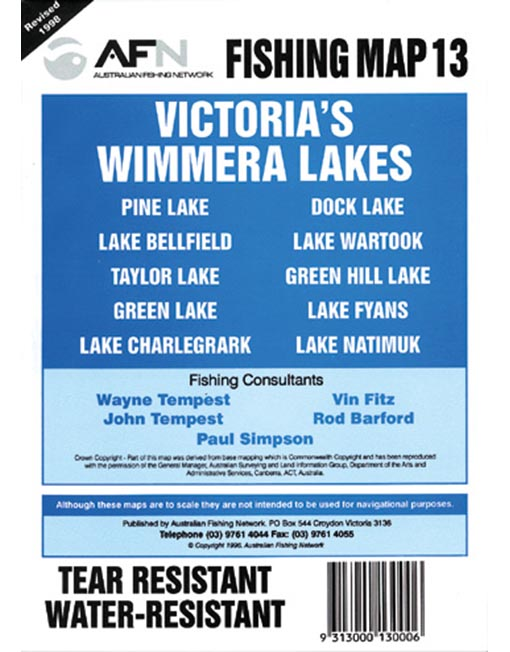 WIMMERA LAKES MP013
