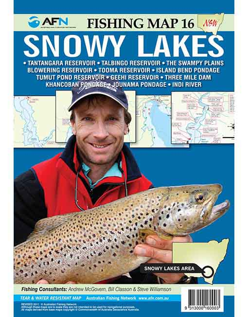 Snowy Lakes MP016