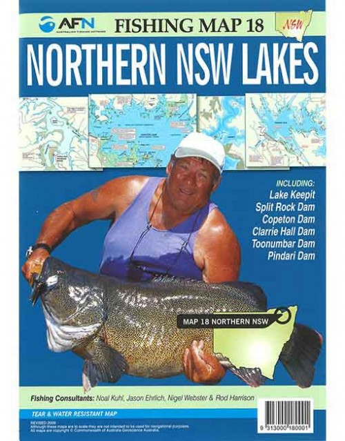 NORTHERN NSW LAKES MP018