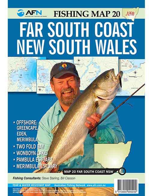 Far SOUTH COAST NSW MP020