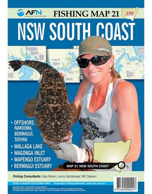 NSW SOUTH COAST MP021