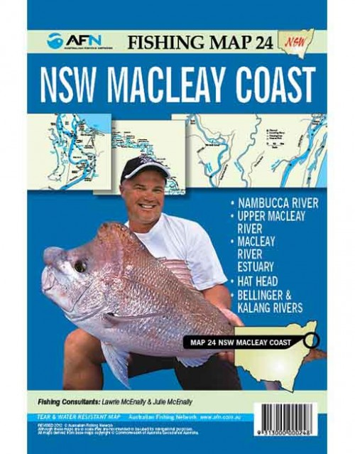 nsw macleay coast MP024