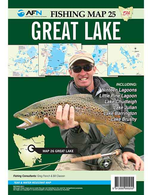 GREAT LAKE TAS MP025