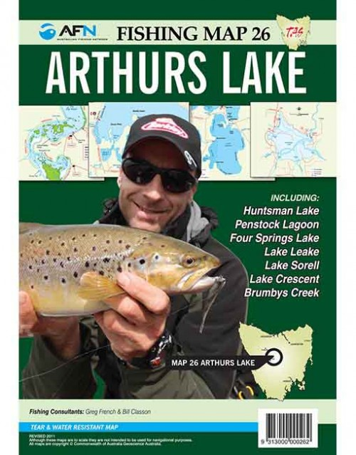 Arthurs Lake MP036