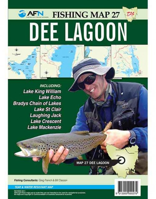 Dee Lagoon MAP MP027