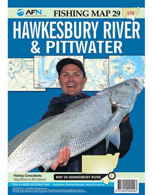 HAWKESBURY RIVER MP029