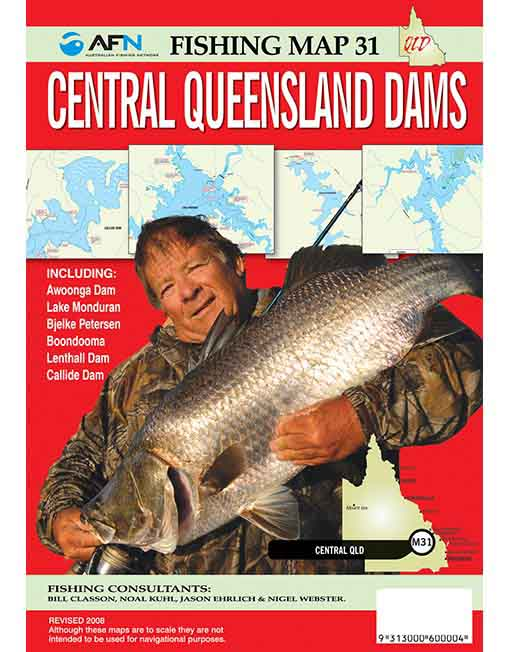 CENTRAL QUEENSLAND DAMS MP031
