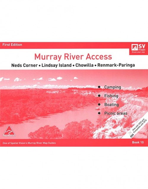 Murray River Access Book 10