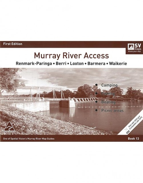 Murray River Access Book 13