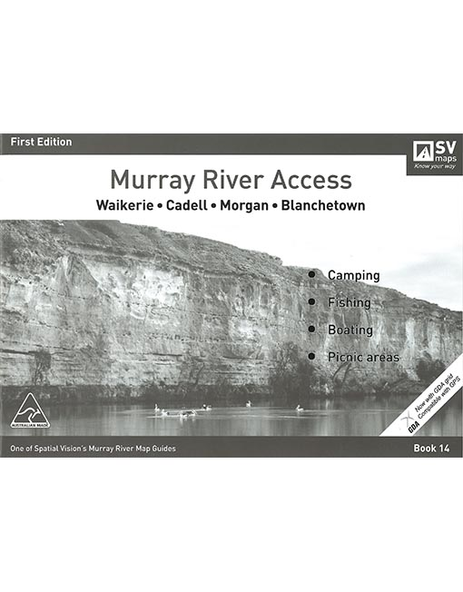 Murray River Access Book 14