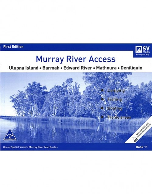 Murray River Access Book11