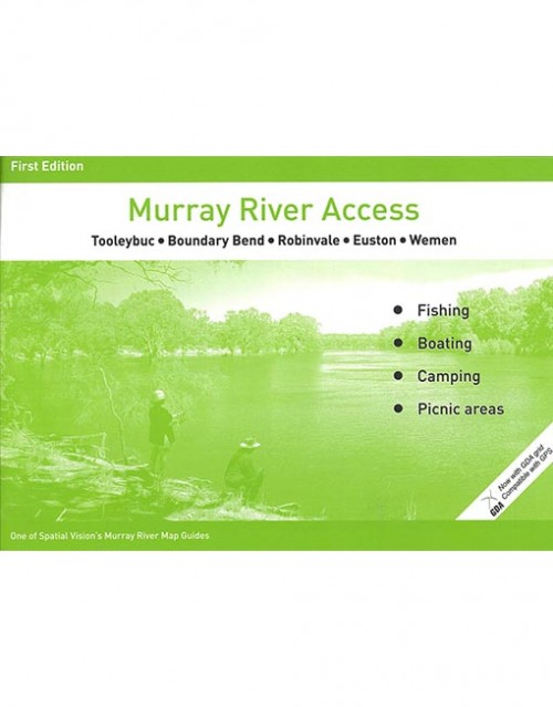Murray River Access Chart BOOK 7