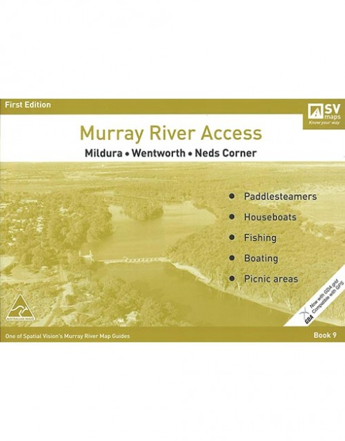 Murray River Access BOOK 9