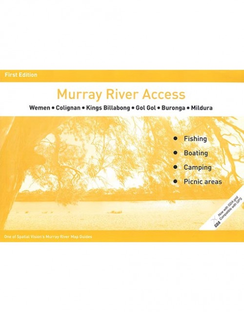 Murray River Access BOOK 8