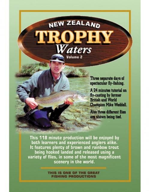 new zealand trophy trout vol 2