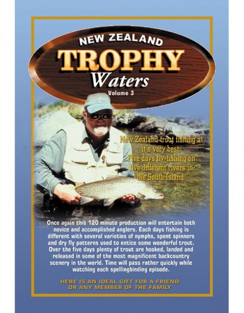 new zealand trophy waters vol3